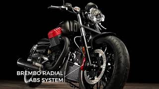 Moto Guzzi Audace Carbon - official tech video