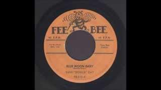 "Dave ""Diddlie"" Day - Blue Moon Baby - Rockabilly 45"