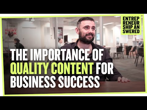 The Importance of Quality Content for Business Success