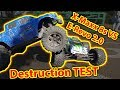 Traxxas E-Revo 2.0 VS X-Maxx 8s Durability test epic RC Car Fun