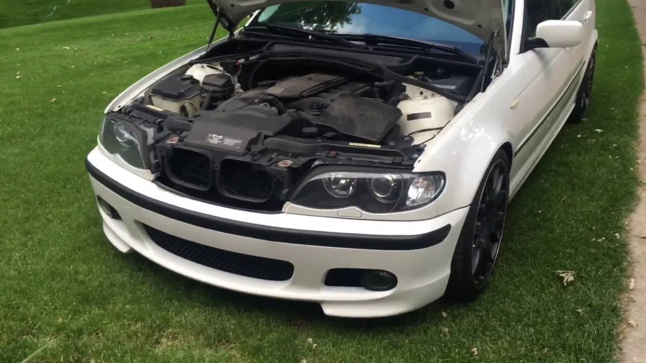 Bmw e46 cooling system full diy with belt and spark plugs youtube bmw e46 cooling system full diy with belt and spark plugs voltagebd Image collections