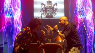 PARIKRAMA + Vasu Dixit [ Swarathma ] cover - In the flesh ( Pink Floyd)
