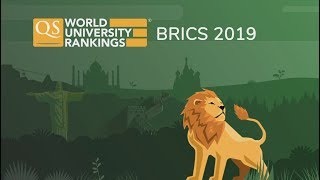 Meet the Top 10 from QS University Rankings BRICS 2019
