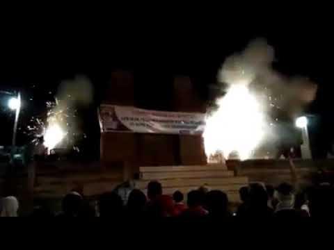 video Juara 1 seni budaya di kecamatan bangsal HUT Pramuka ke 56