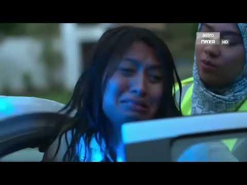 Menolak Hatiku (Along Mentor Milenia) | Lirik Video OST Dendam Aurora