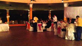 Русский тамада свадьба в Мексике -Викторина для гостей 03