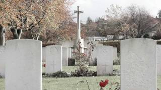 Remembering the fallen - Anniversary of the Great War armistice - Music Video Newcastle