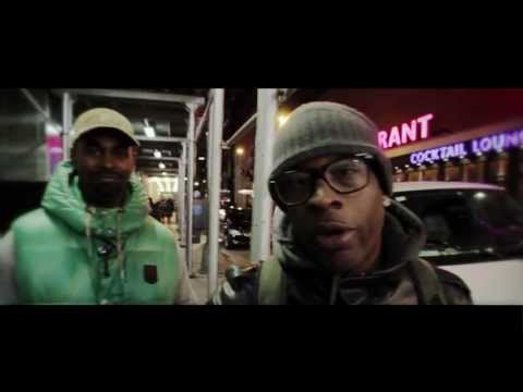Koss & El Da Sensei - Rhymes Square (Official Music Video)