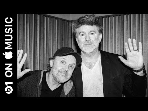 James Murphy and Lars Ulrich on Insecurity and Moving to New York   Beats 1  Apple Music