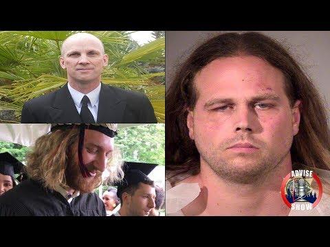 Radical Caucasian Terrorist Jeremy Christian Kill 2 & Injure 1 In Racial Jihad Attack