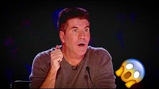 Top 10 Most Extreme And Awesome X Factor Auditions HD