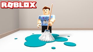 ROBLOX CLEANING SIMULATOR