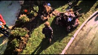 The awkward ending to time bandits