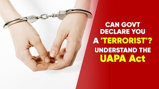 What is the Unlawful Activities Prevention Act (UAPA)? | NewsMo