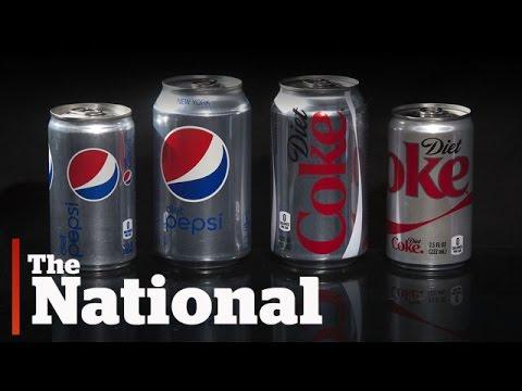 Diet soda risks