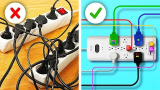 25 SIMPLE HIGH-TECH SOLUTIONS FOR YOUR GADGETS