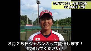 2017 JAPAN CUP 国際女子ソフトボール大会 in 高崎> 試合日程:2017年8...