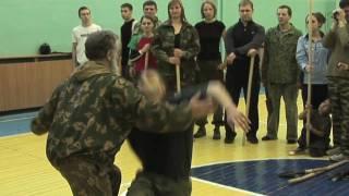 Kampfsport ohne Körperkontakt - unglaublich!