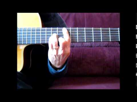 Catholic Hymn: Guitar Solo  - Eat This Bread (Jacques Berthier)
