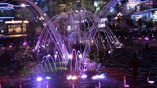 Поющий фонтан в Шарм эль Шейх