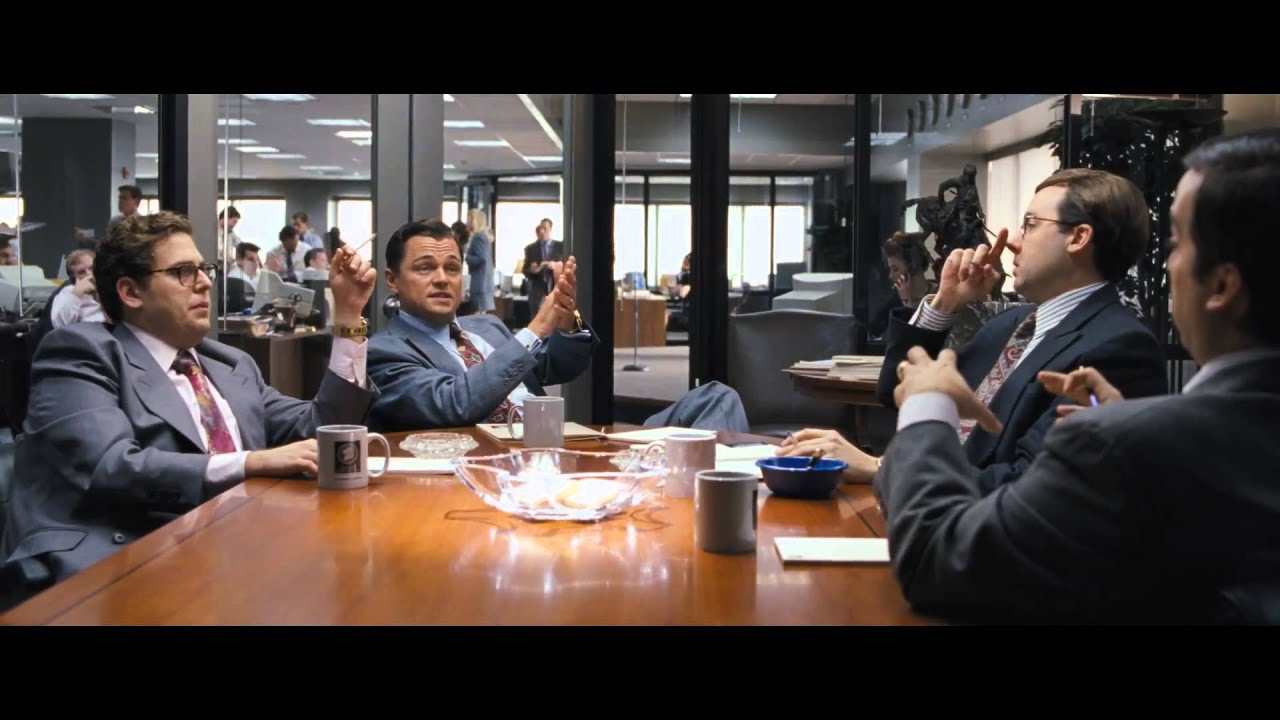 the wolf of wall street essay The american dream is a great thing that is very college links college reviews college essays college martin scorsese uses the wolf of wall street.