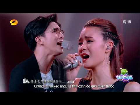 (Vietsub) Diễn Viên 演员 - Tiết Chi Khiêm, Trương Uyển Thanh (Come Sing with Me 2016)
