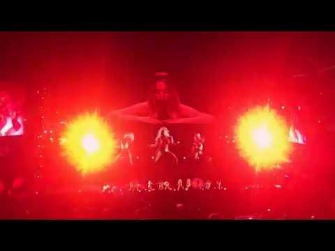 BEYONCE - RING THE ALARM + DIVA @ MetLife...