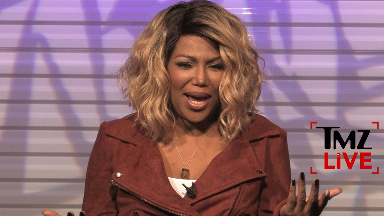 Michel'le — Not Sweating Dre's Legal Threat … My Movie Only Shows the Truth