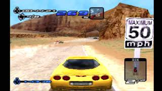 Need For Speed 3 Hot Pursuit | Redrock Ridge | Hot Pursuit Race 240