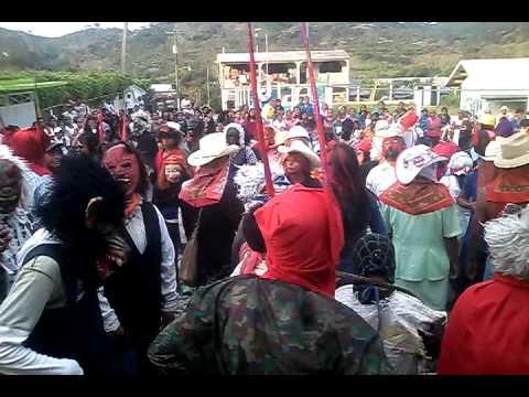 CEIBA CHICA, PANTEPEC, PUEBLA. CARNAVAL 2014