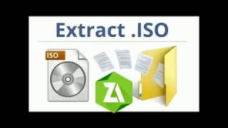 How to extract ISO files in Android