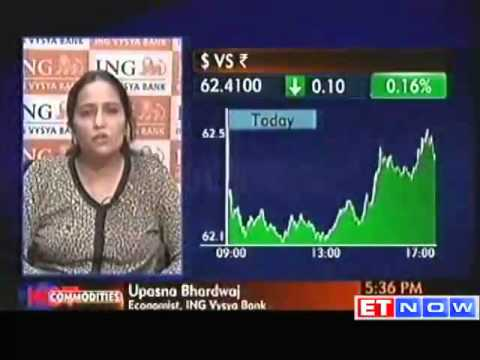 Rupee ends up higher; outlook by experts