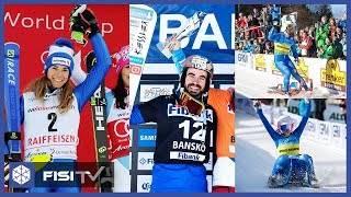 Coratti, Bassino, Pinggera & co.: Sempre più in alto!