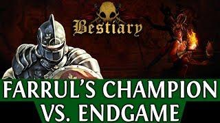 PoE 3.2 Dual Strike & Frost Blades Champion Vs. Endgame Bosses (2018)