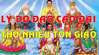 Why Does Jesus Sit Under the Ly Thai Bach   Jesus Christ (Caodaism)