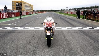 MotoGP Memorial - In Memory of Sheene, Simoncelli & Salom