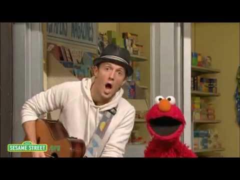 Outdoors - Jason Mraz Featuring Sesame Street.