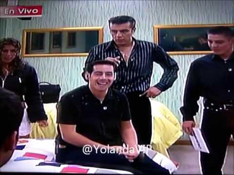 Yolanda Andrade entra a la casa Big Brother VIP2