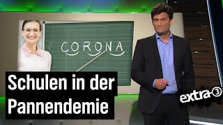 Corona und die Schulen – Nichts gelernt