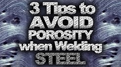Tips to Avoid Pitting when Welding Steel | Weld.com Forum
