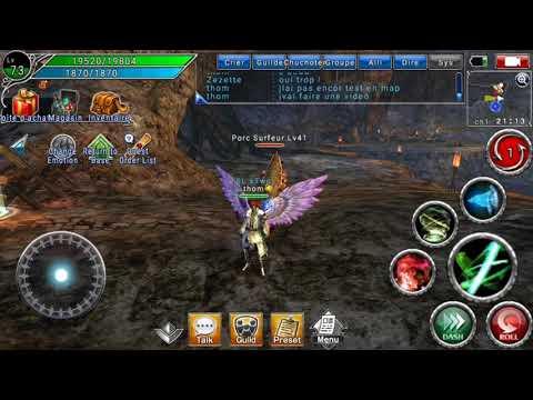 Ex Skill Ancient Avabel Online