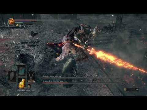 Dark Souls 3. Guía: cómo matar bosses en 1 minuto (aprox).
