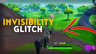How To Become INVISIBLE In Fortnite Playground