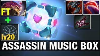 Baixar Assassin Music Box - 7.07 Io Ft Pangolier By rmN- Divine 5 7K - Dota 2