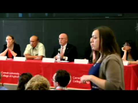 Modifying the Future of Food: What If GMOs Are the Only Option?, Cornell Reunion 2014