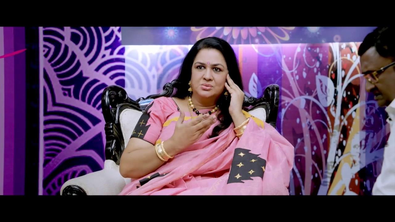 Urvashi-pesuvathelam unmai comedy show HD