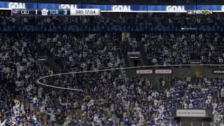 GHL - Jornada 14: Blue Jackets (Marius) @ Maple Leafs (CJ)