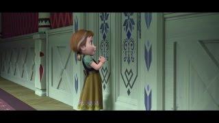 """La reine des neiges """"Je voudrais un bonhomme de neige"""" Instrumental"""