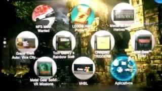 Instalar PSP Adrenaline 6 61 no PS Vita 3 60