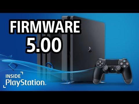 PS4 Firmware Update 5.0 – Die wichtigsten Features im Überblick